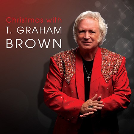 'CHRISTMAS WITH T. GRAHAM BROWN' AVAILABLE AT CRACKER BARREL