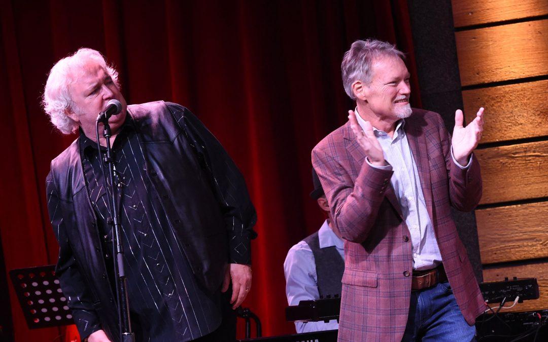 T. Graham Performs At John Berry Benefit