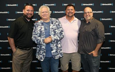 T. Graham Brown set to guest host LIVE WIRE on SiriusXM Prime Country Channel 58