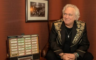 """Whiskey And Cigarettes Show"" Welcomes #1 Billboard Country Legend T Graham Brown"