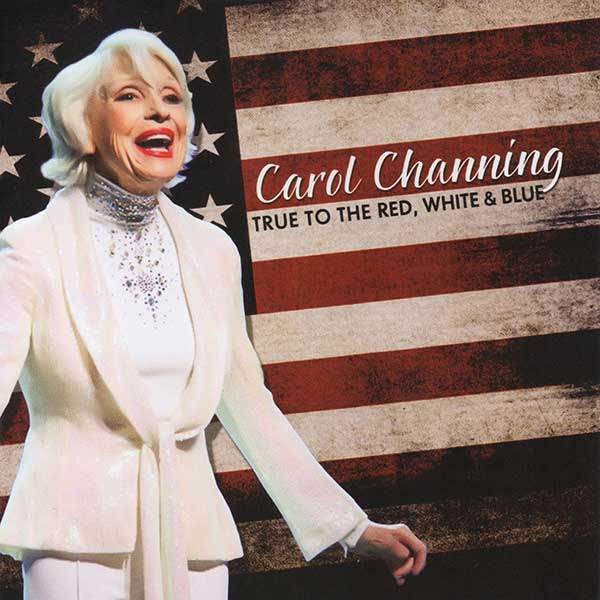 T. GRAHAM BROWN SINGS DUET WITH CAROL CHANNING ON HER FINAL ALBUM