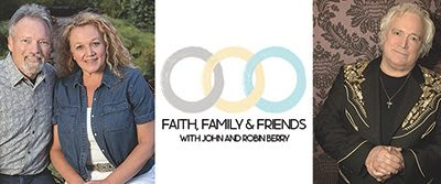 John and Robin Berry Faith Family & Friends, Conversation with Award Winning Artist, T. Graham and Sheila Brown