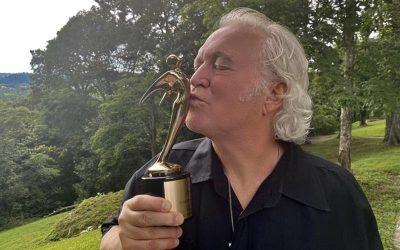 "T. Graham Brown + Jason Blaine Win 2021 Telly Award For ""Rainy Night In Georgia"""